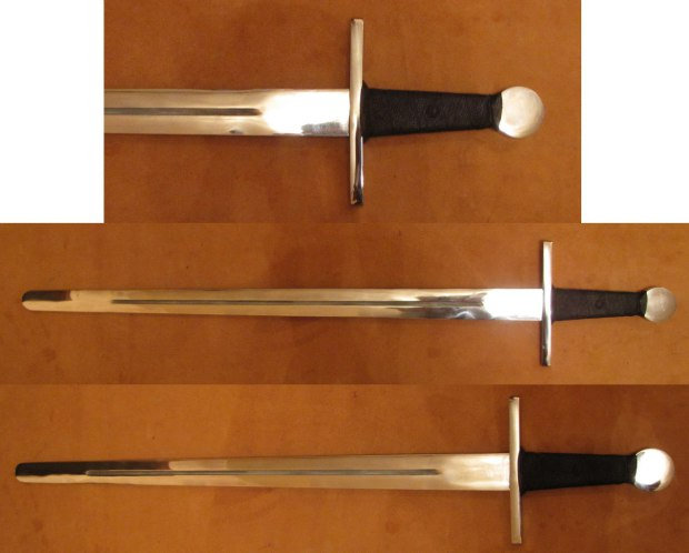 Романский меч Тип Б