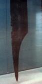 Фальшион из Парижского музея