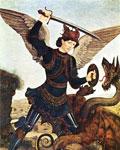 Фальшион Святого Михаила