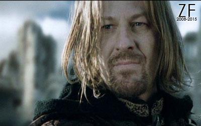 Боромира из Толкина «Властелин колец»