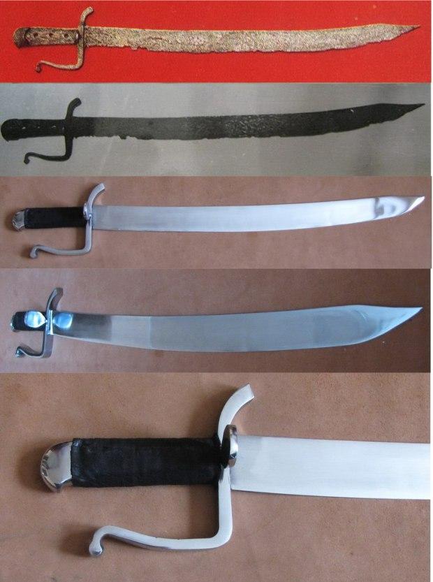 Корд - польско литовский меч