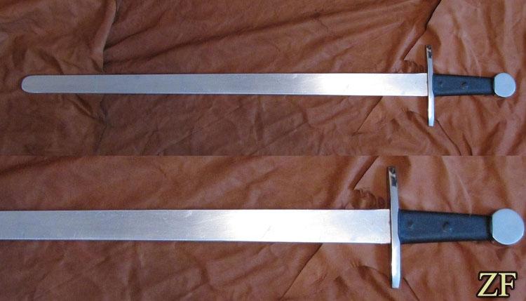 Романский меч Тип А
