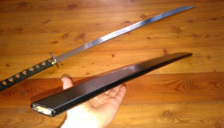 Ножны для катаны