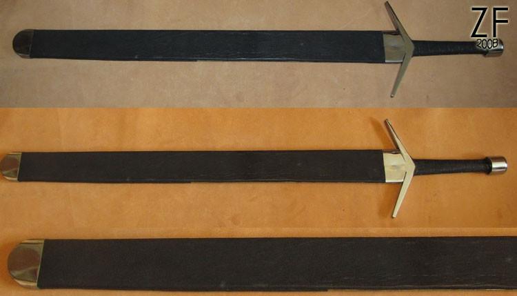 Ножны на меч ведьмака Тип Б