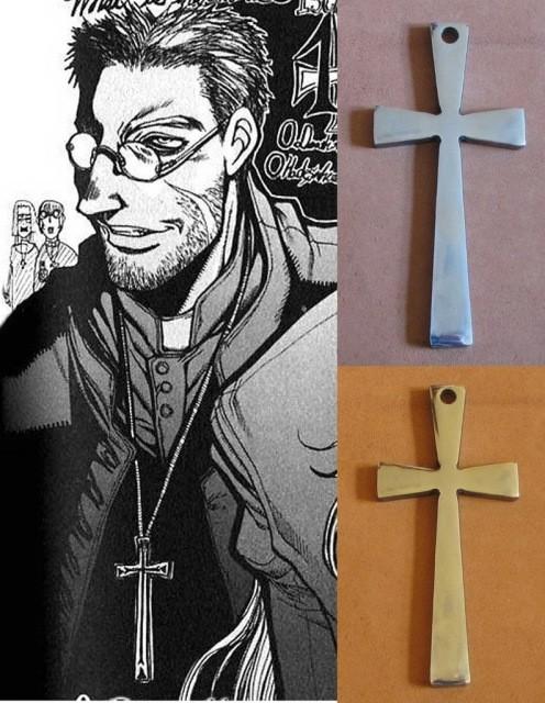 Крест Александра Андерсона из аниме Хе́ллсинг (Hellsing)