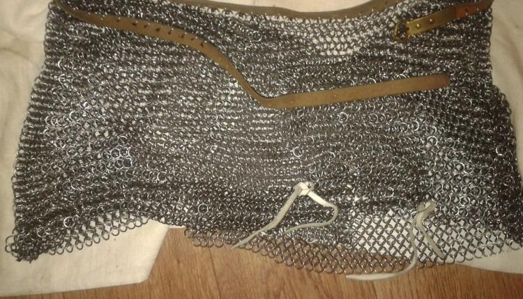 Кольчужная юбка