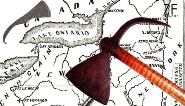Ирокезские томагавки