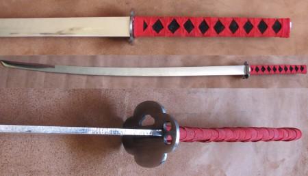 Купить самурайский меч (катана) в Минске