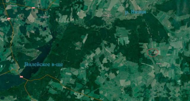 Участок земли под организацию агроусадьбы