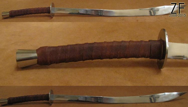 Китайский меч Дао, Минск