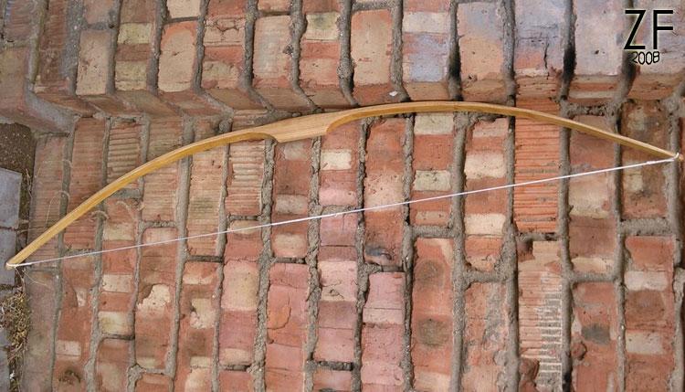 Короткий лук для невысокого стрелка