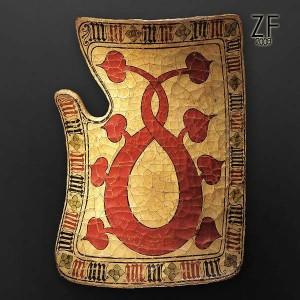 Средневековый щит