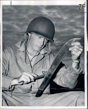 Мачете World War II