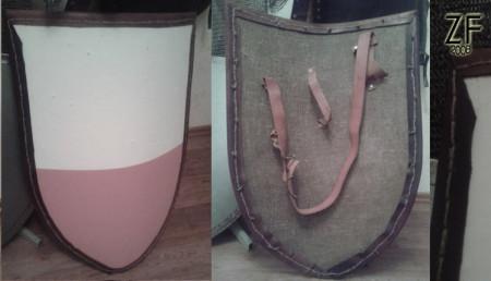 Рыцарский щит -Тарч