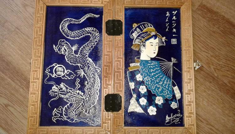 Японские шахматы Сёги