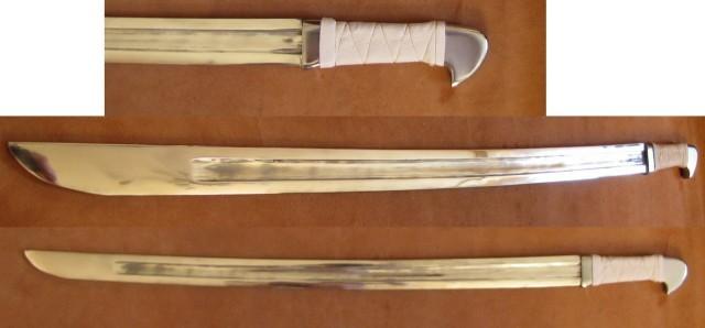 Шашка казачьих нижних чинов образца 1881