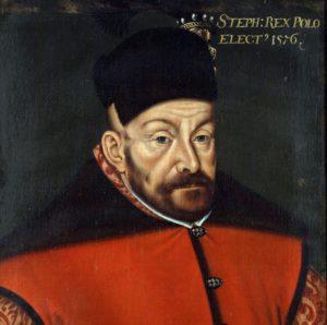 Стефан Баторий, король Речи Посполитой