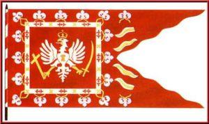 Хоругвь гусарская 1660 год, Польша