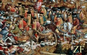 Гусария в Оршанской битве, 1514 год Оршанской битве.