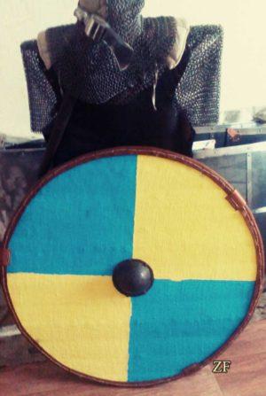 Щит викингов, мастерская Зброевы фальварак