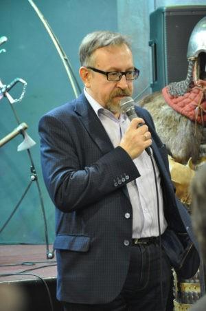 Юрий Бохан, доктор исторических наук