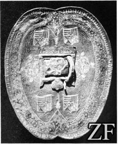 Щит Адарга, XV век, Реал, Мадрид, Испания