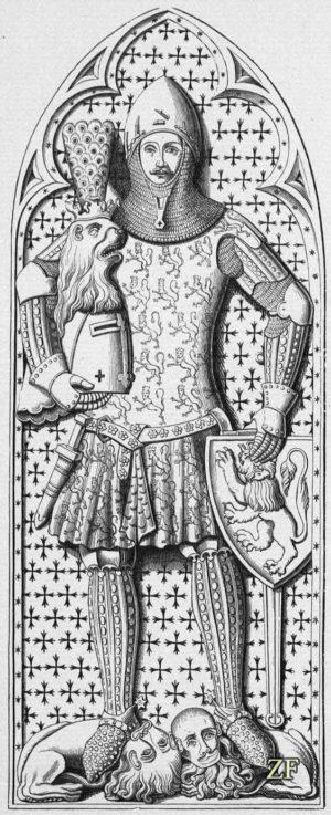 Günther von Schwarzburg 1349 год