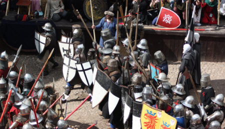 Минимальный комплект на рыцарский фестиваль, как попасть на фестиваль участником
