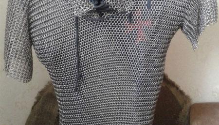 Кольчужная рубашка из нержавеющей проволоки