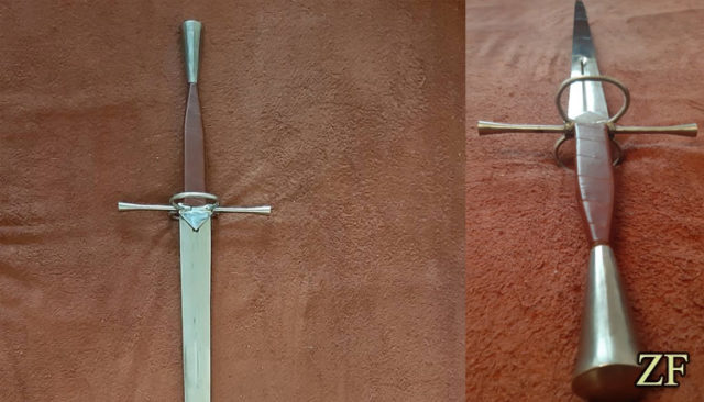 Полутораручный меч эпохи Позднего Возрождения