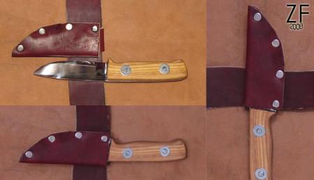 Ножны на Нож классический
