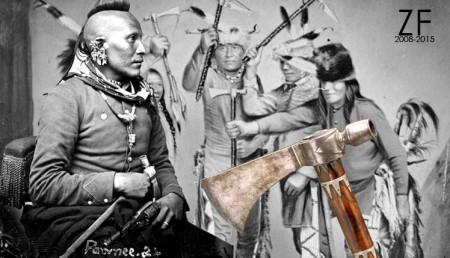 Томагавк - топор индейцев и переселенцев Северной Америки