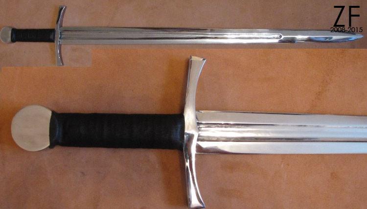меч тип XII по Окшотту