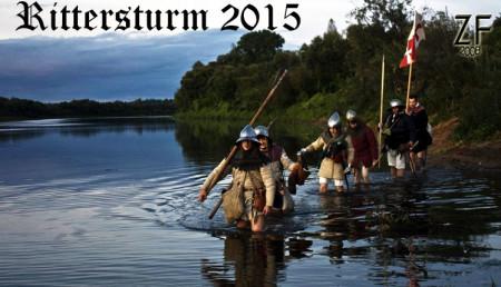 """Фестиваль """"живой истории"""" Rittersturm 2015"""