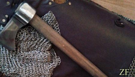 Боевой топор (чекан), стилизация, Речь Посполита, ВКЛ, оружие гусар, шляхты