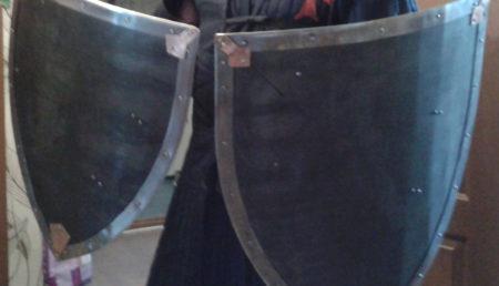 Малый рыцарский щит тарч