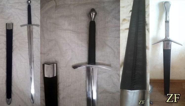 Ножны для европейского меча
