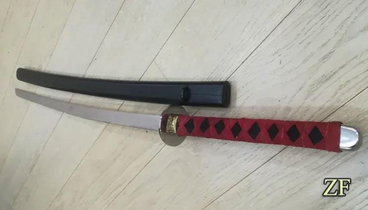 Ножны для катаны - Сая (ножны японской катаны 鞘)